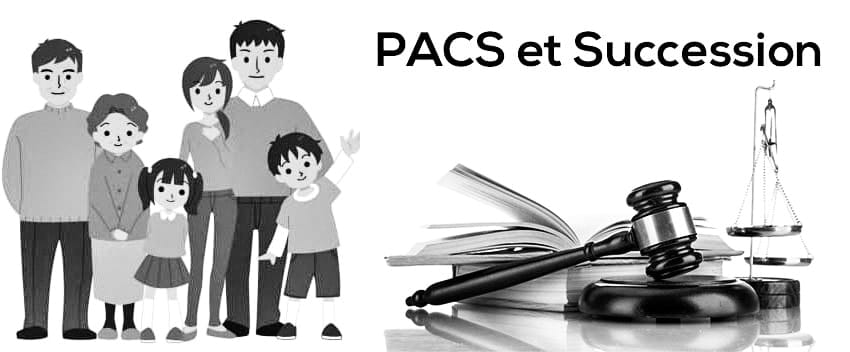 pacs et succession