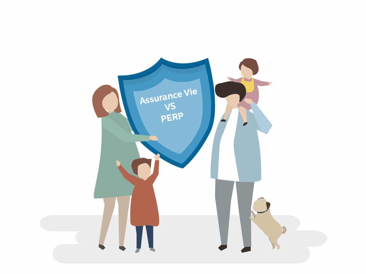 Illustration de l'assurance-vie familiale