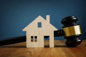 Concept de droit immobilier