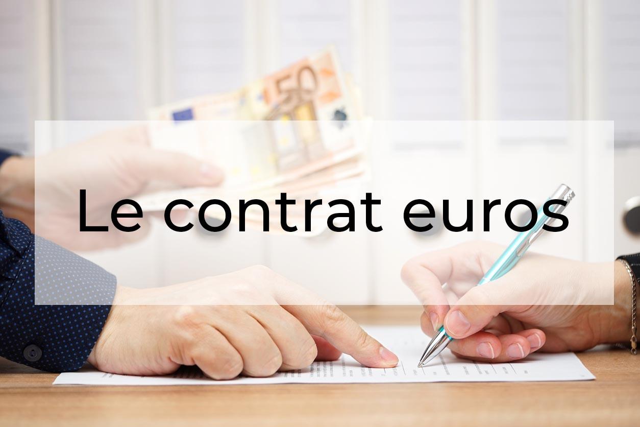 illustration contrat en euros en assurance vie